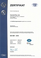 ISO 9001 Moscow